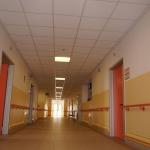 Impianto di illuminazione settore ospedaliero