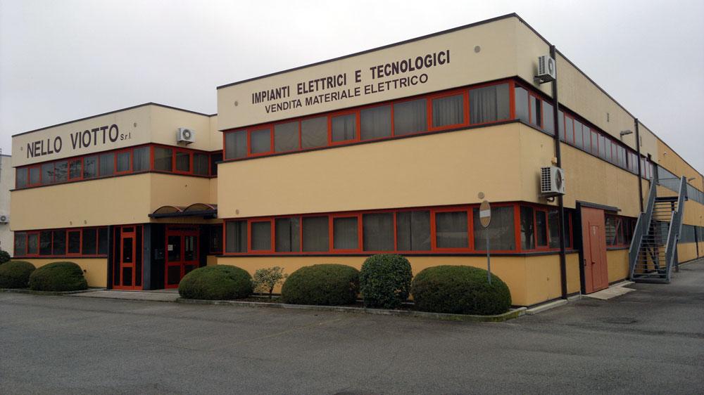 Nello Viotto S.r.l. - impianti elettrici e solari